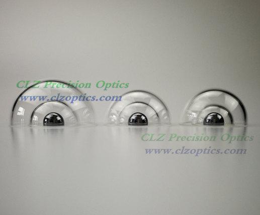 Optical Glass Domes