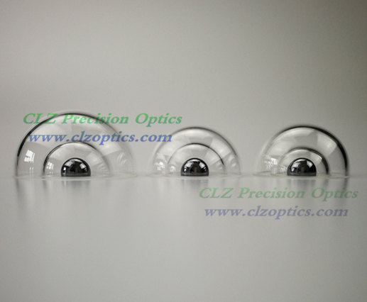 Optical Glass Domes