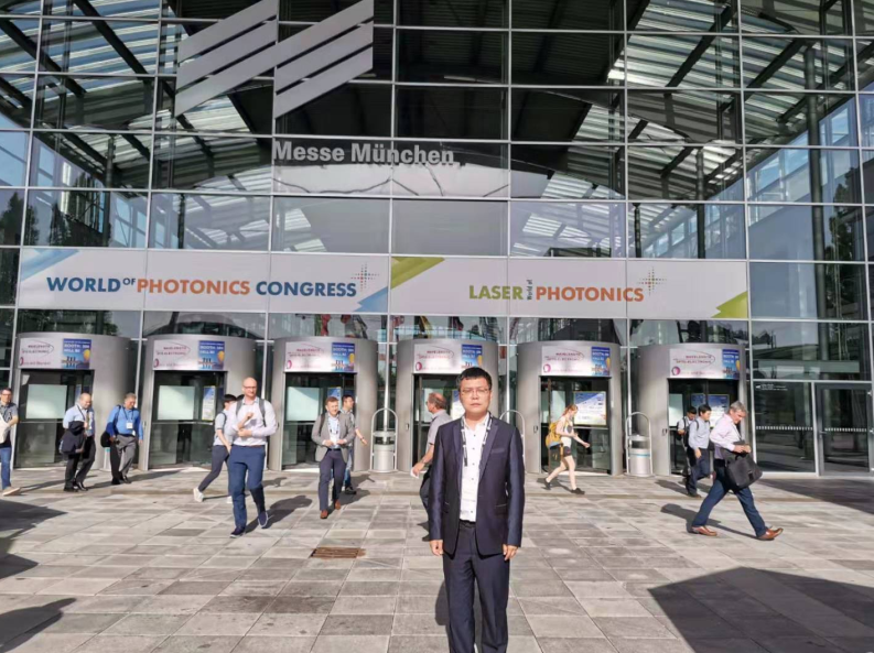 CLZ in Laser World of Photonics, Germany