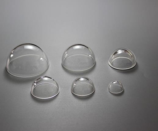 Fused Silica Optical Dome