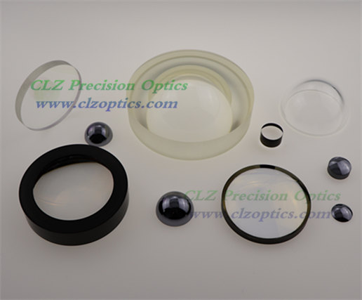 Optical Spherical Lenses for Imaging