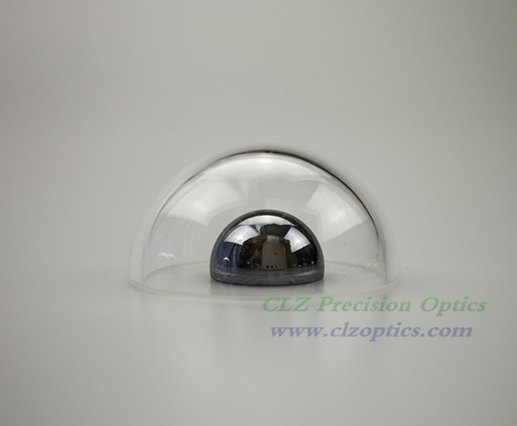 Optical Dome, 30mm diameter, 2mm thick, 16mm height, N-BK10 type Dome Windows