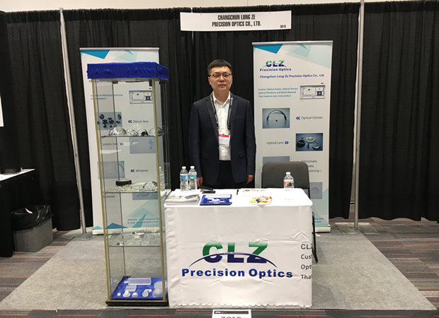 Welcome to our booth #3010 at SPIE Photonics West to discuss what you need optical lens