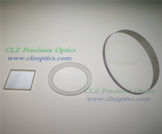 BK7 Precision Windows, 75mm Dia, 8mm Thick,  1/4 wave, Ravg ≤0.5% @ 450-900nm