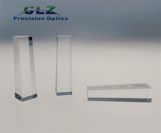 BK7 or equivalent Tapered Light pipe homogenizing rods