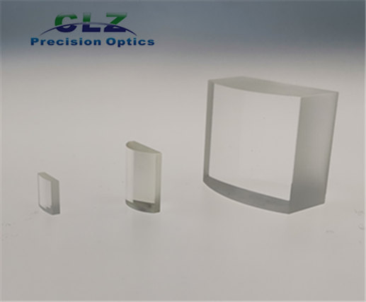 UV fused silica Plano-concave cylindrical lenses