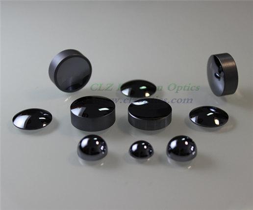 Silicon windows, Silicon lenses, Silicon optics